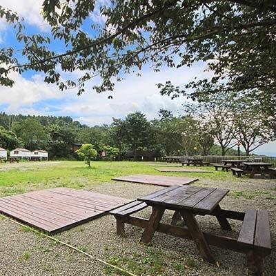 新竹露營區,五峰露營