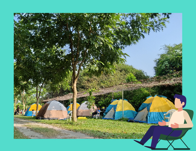 彰化露營,溪湖露營